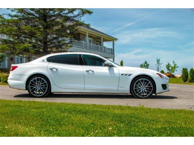 2017 Maserati Quattroporte (CC-1298324) for sale in Cadillac, Michigan