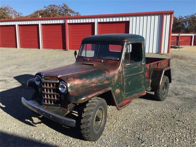 1951 Willys Pickup (CC-1298326) for sale in Cadillac, Michigan