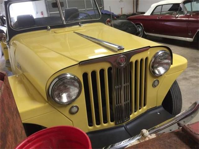 1948 Willys Jeepster (CC-1298327) for sale in Cadillac, Michigan
