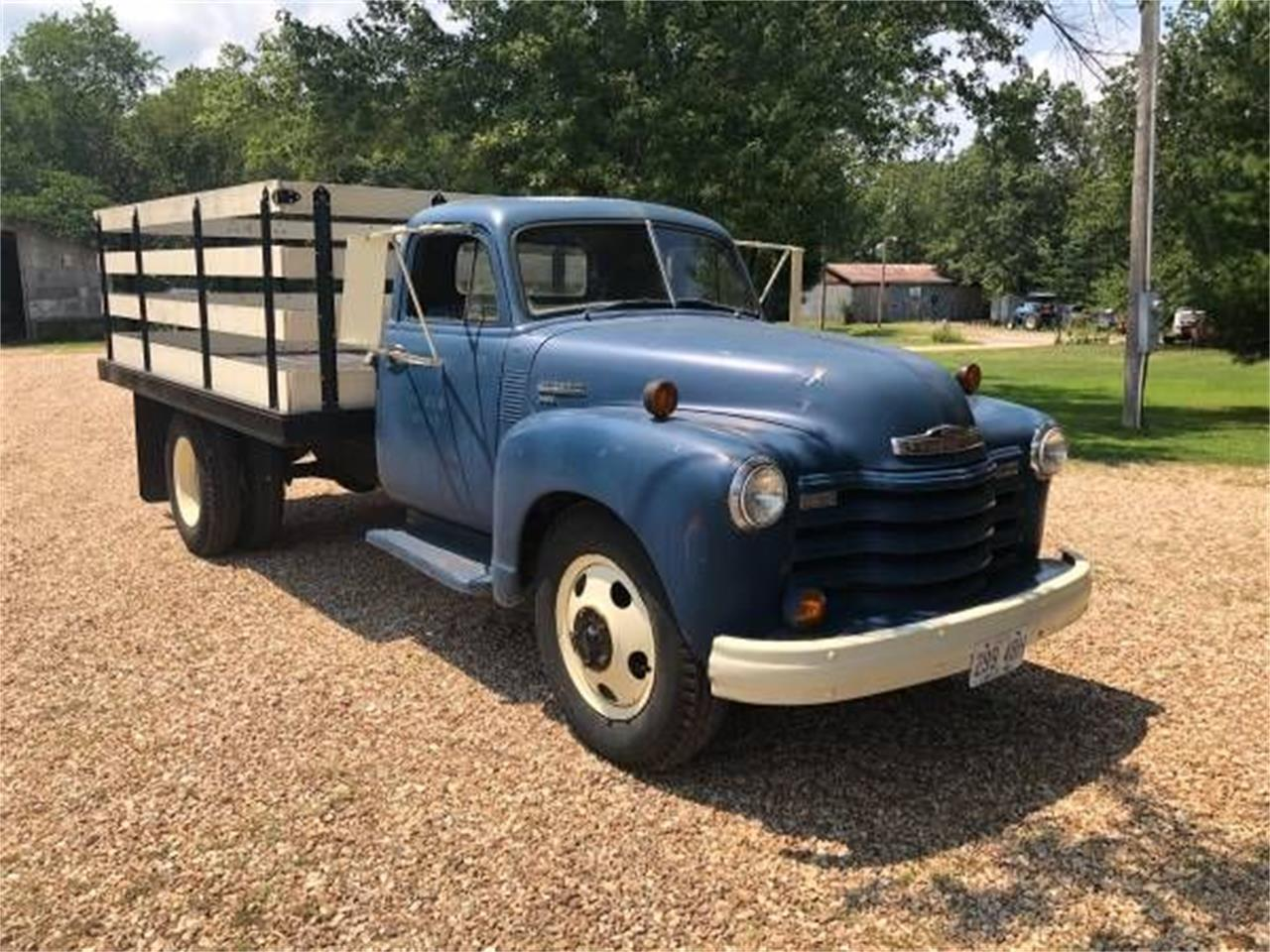 1951 Chevrolet Truck (CC-1298328) for sale in Cadillac, Michigan