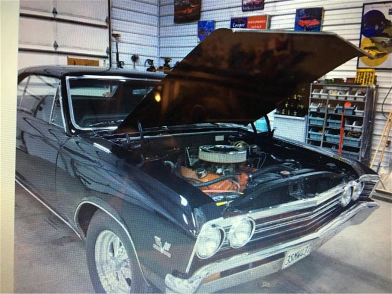 1967 Chevrolet Chevelle (CC-1298329) for sale in Cadillac, Michigan