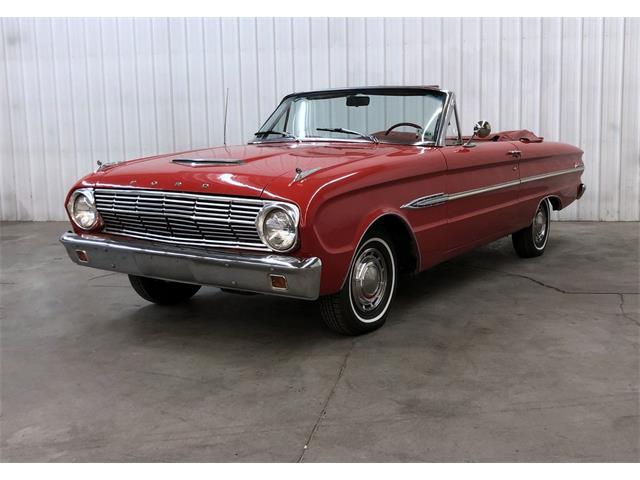 1963 Ford Falcon (CC-1298335) for sale in Maple Lake, Minnesota
