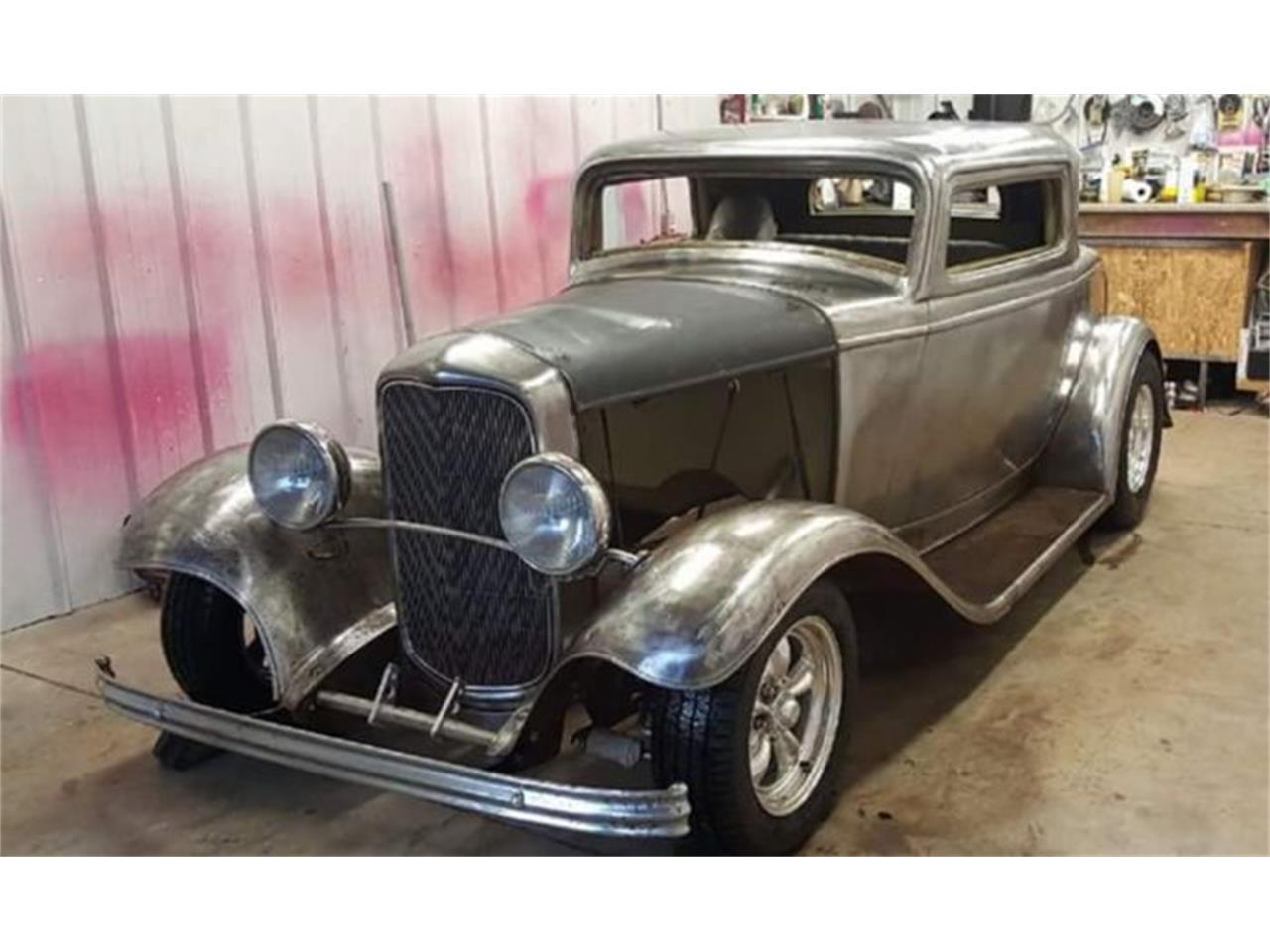 1932 Ford Coupe (CC-1298336) for sale in Cadillac, Michigan