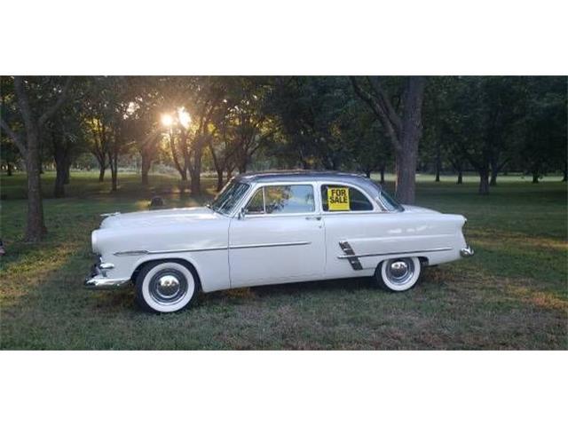 1953 Ford Crestline (CC-1298337) for sale in Cadillac, Michigan