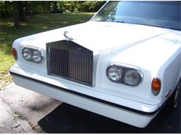 1975 Rolls-Royce Silver Shadow (CC-1298338) for sale in Cadillac, Michigan