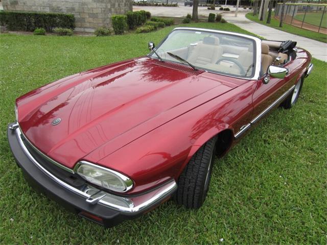 1992 Jaguar XJS (CC-1298339) for sale in Delray Beach, Florida