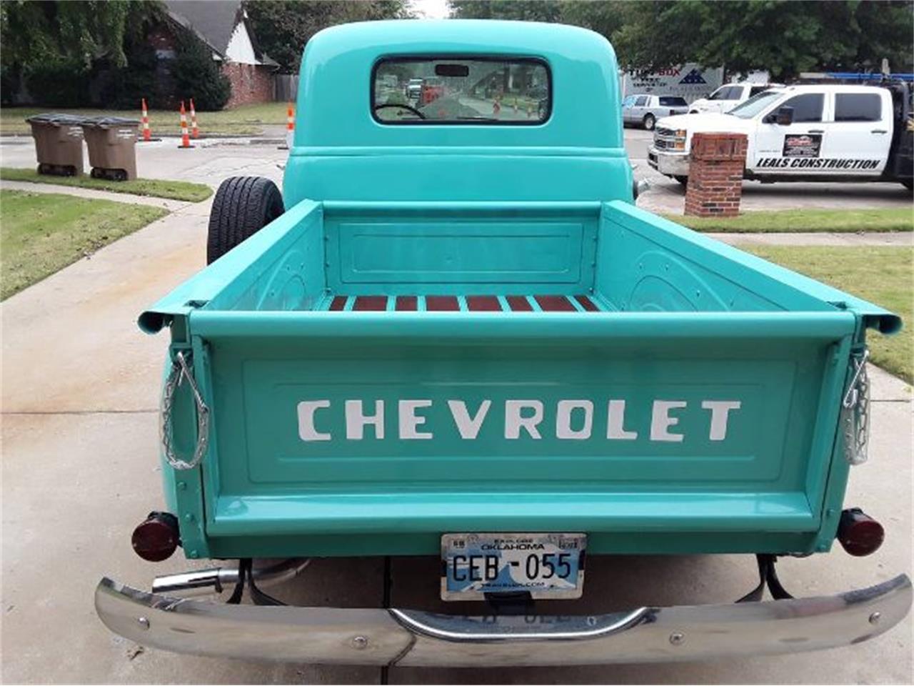 1955 Chevrolet 3100 (CC-1298341) for sale in Cadillac, Michigan