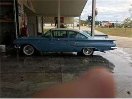 1960 Chevrolet Bel Air (CC-1298350) for sale in Cadillac, Michigan