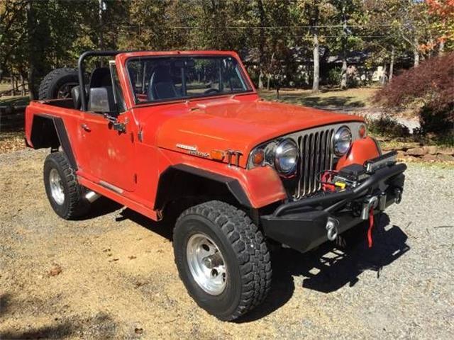 1968 Jeep Commando (CC-1298356) for sale in Cadillac, Michigan