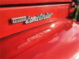 1978 Toyota Land Cruiser FJ40 (CC-1298362) for sale in Cadillac, Michigan