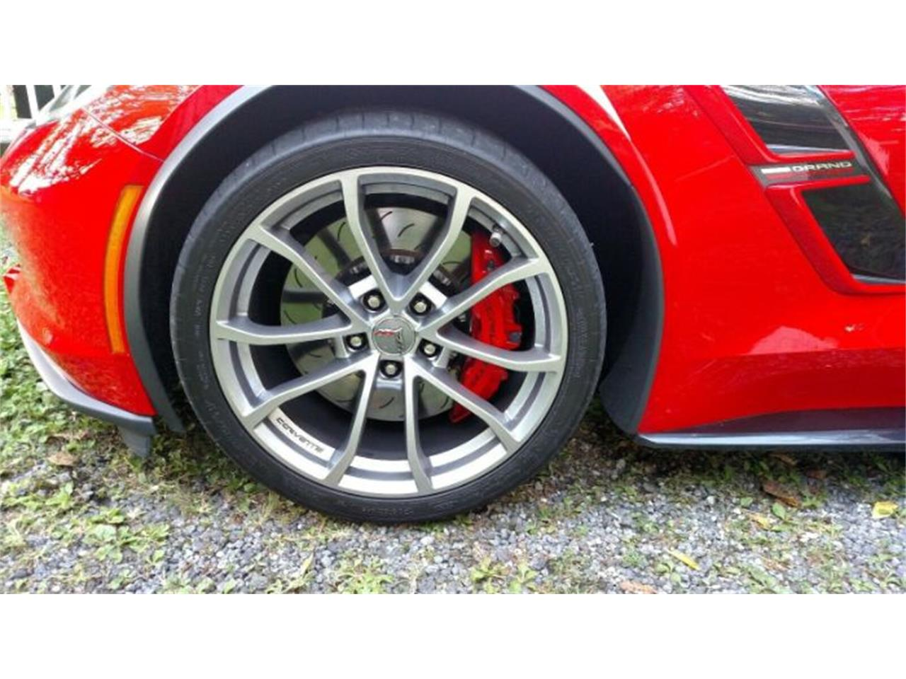2017 Chevrolet Corvette (CC-1298365) for sale in Cadillac, Michigan