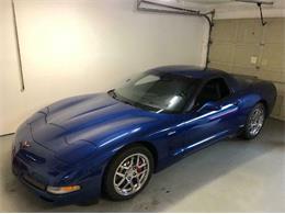 2002 Chevrolet Corvette (CC-1298369) for sale in Cadillac, Michigan