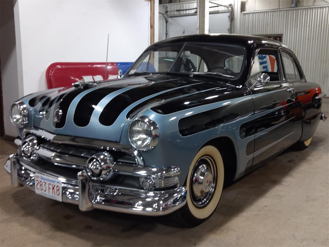 1951 Ford Custom Deluxe (CC-1298370) for sale in Acton, Mass