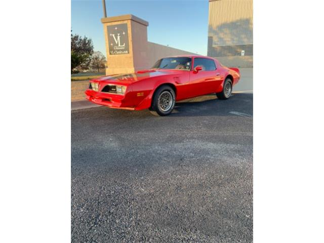 1978 Pontiac Firebird Trans Am (CC-1298372) for sale in Springfield, Missouri