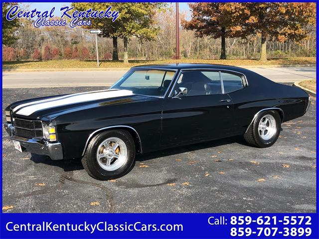 1971 Chevrolet Chevelle (CC-1298374) for sale in Paris , Kentucky