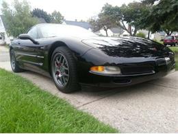 2001 Chevrolet Corvette (CC-1298381) for sale in Cadillac, Michigan