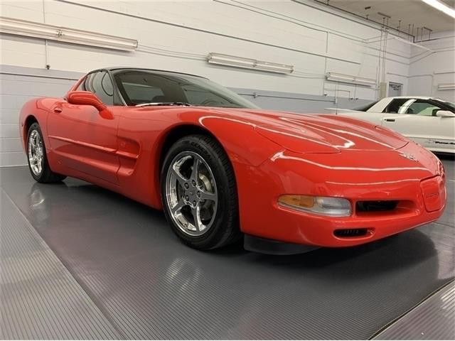 2003 Chevrolet Corvette (CC-1298384) for sale in Manheim, Pennsylvania