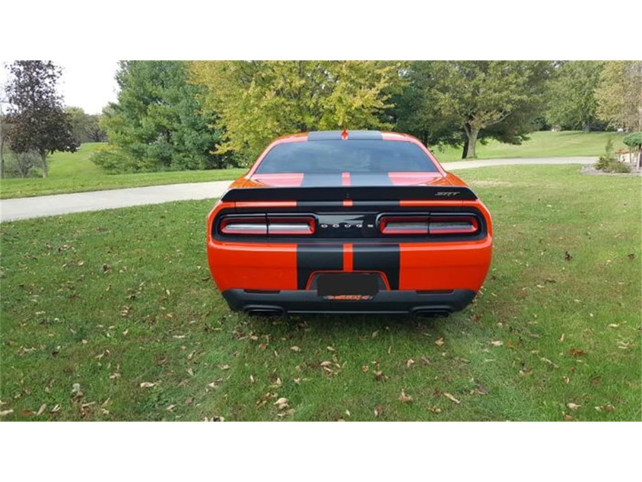 2016 Dodge Challenger (CC-1298392) for sale in Cadillac, Michigan