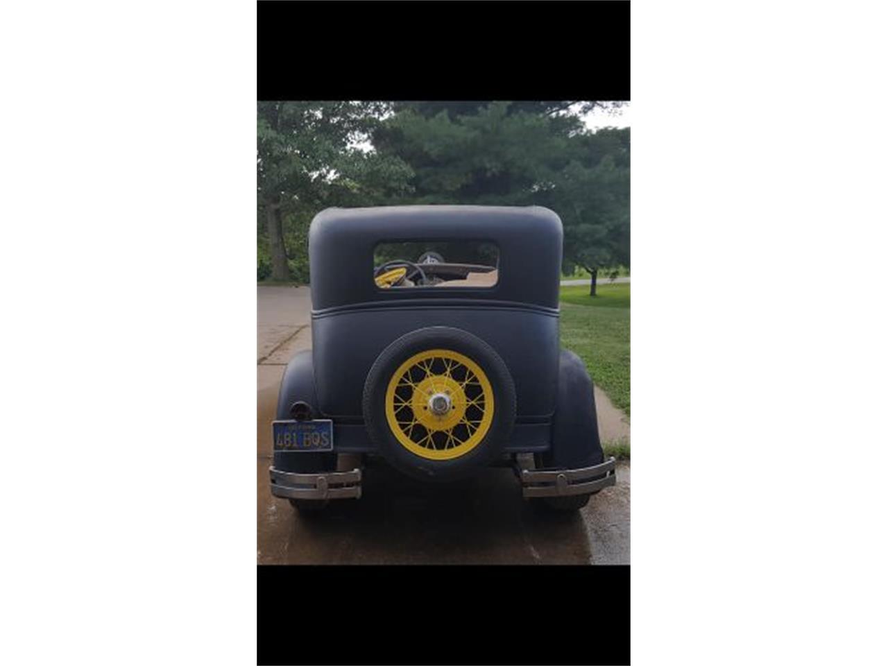 1931 Ford Victoria (CC-1298393) for sale in Cadillac, Michigan