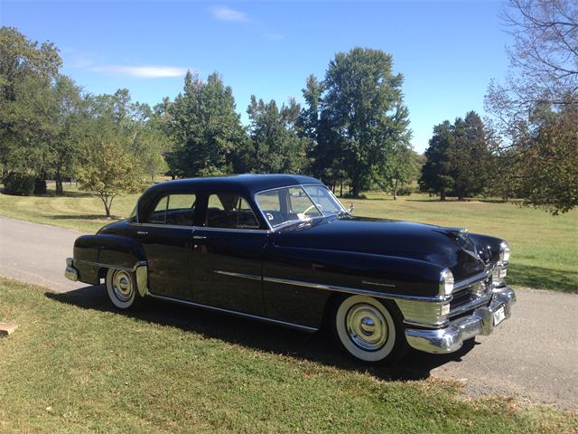 1951 Chrysler New Yorker (CC-1298406) for sale in Leesburg, Virginia
