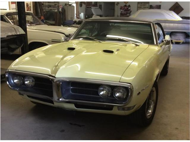 1968 Pontiac Firebird (CC-1298422) for sale in Jaffrey, New Hampshire