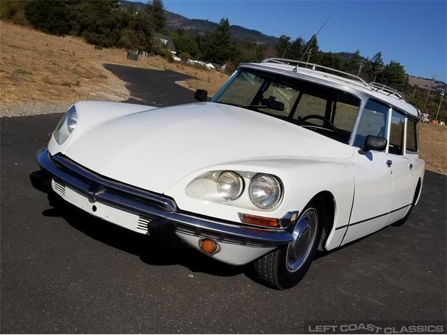 1971 Citroen DS21M (CC-1298426) for sale in Sonoma, California