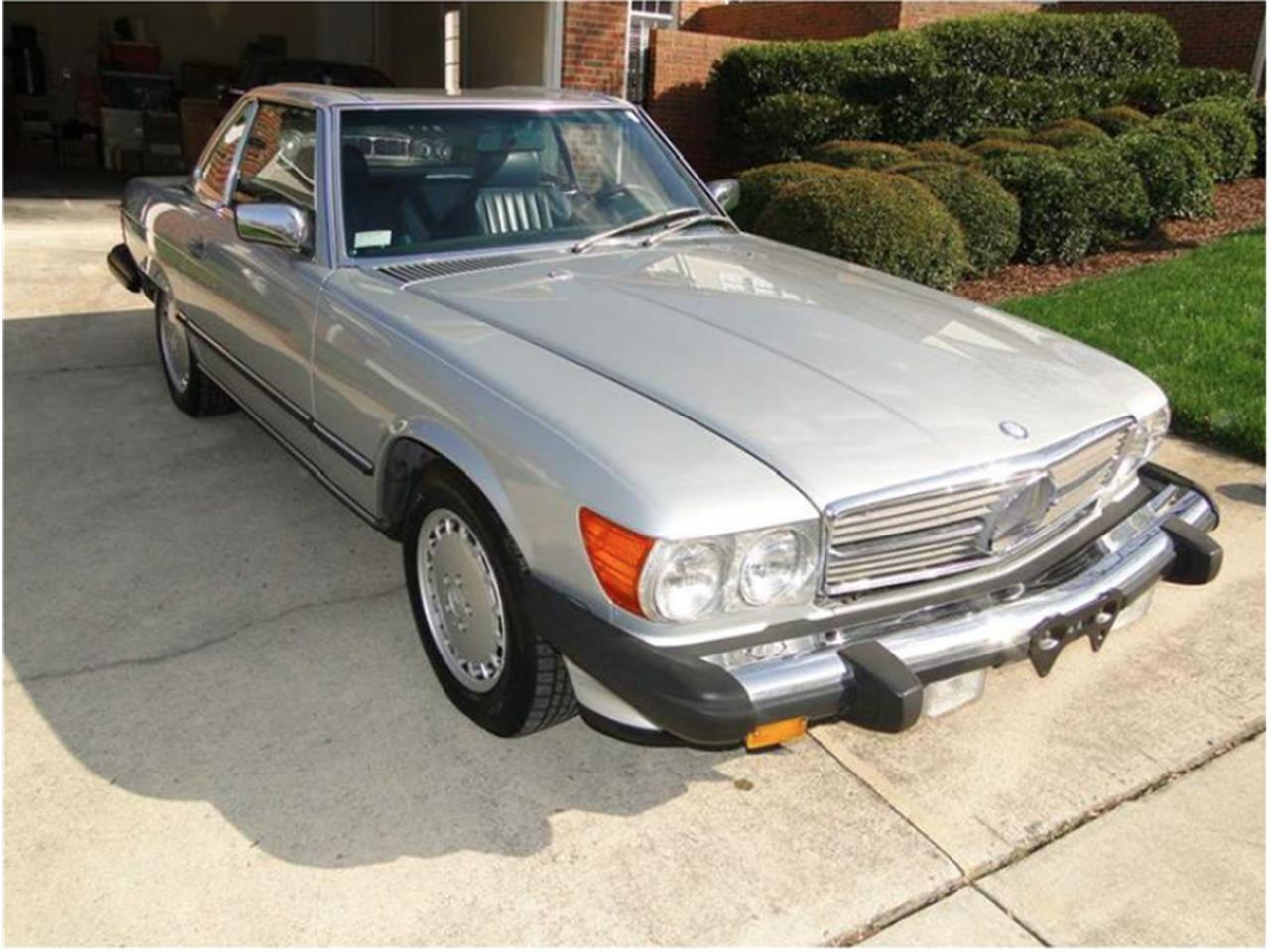 1988 Mercedes-Benz 560SL (CC-1298442) for sale in Raleigh, North Carolina