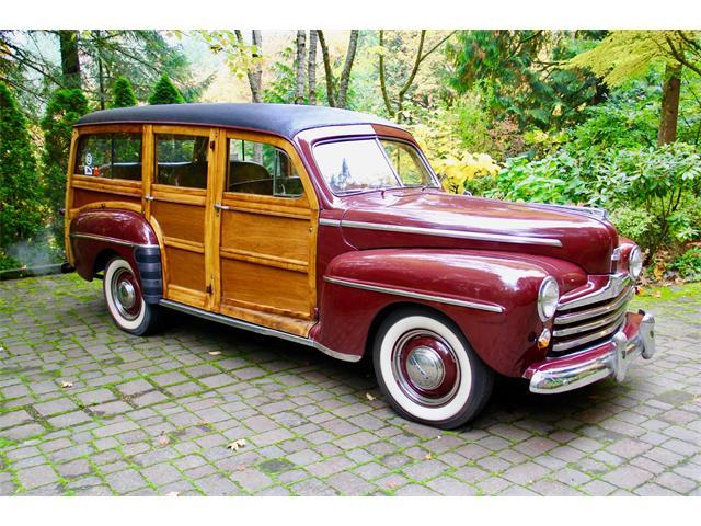 1947 Ford Woody Wagon (CC-1298446) for sale in Lake Oswego, Oregon