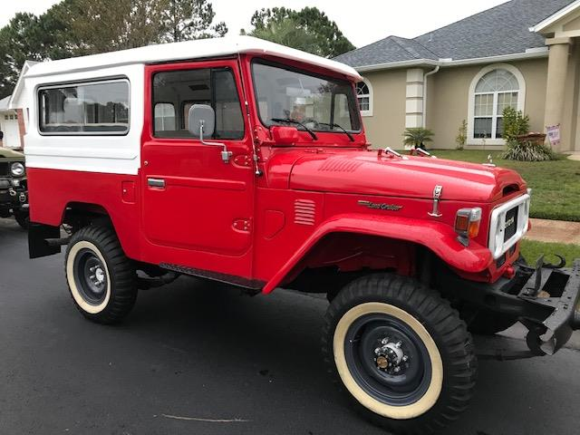 1981 Toyota Land Cruiser FJ (CC-1298449) for sale in Miramar Beach, Florida