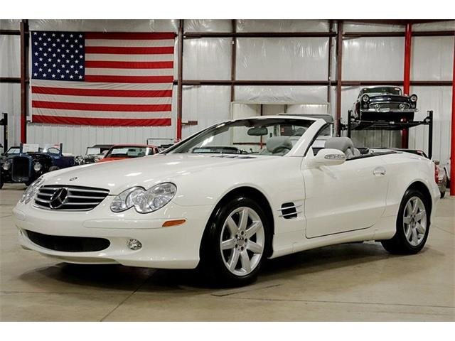 2003 Mercedes-Benz SL500 (CC-1298454) for sale in Kentwood, Michigan