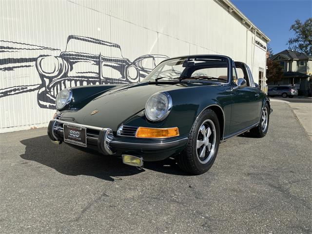 1970 Porsche 911 (CC-1298457) for sale in Fairfield, California