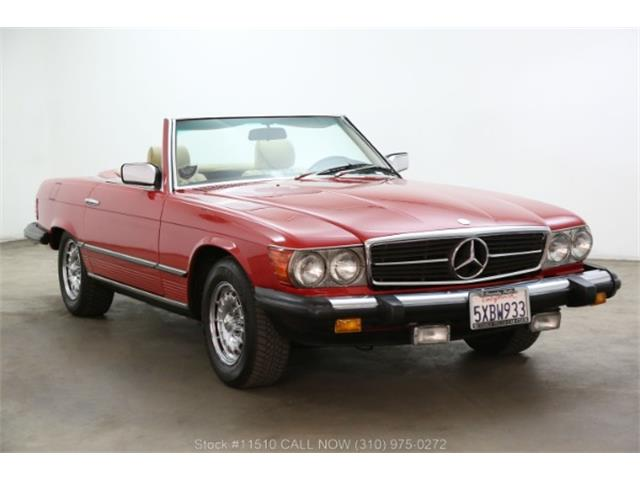1984 Mercedes-Benz 380SL (CC-1298462) for sale in Beverly Hills, California