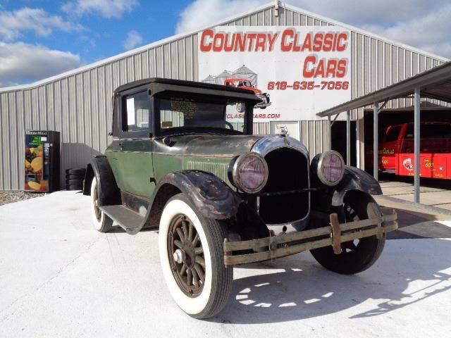 1924 Chrysler Coupe (CC-1298465) for sale in Staunton, Illinois