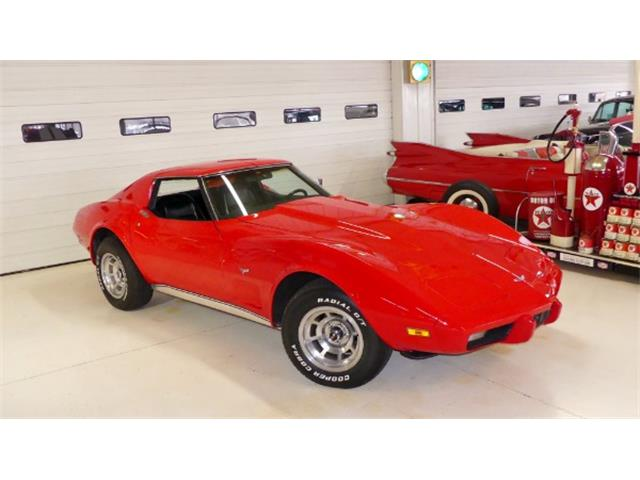 1977 Chevrolet Corvette (CC-1298477) for sale in Columbus, Ohio