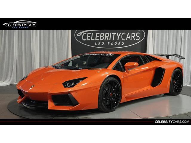 2012 Lamborghini Aventador (CC-1298481) for sale in Las Vegas, Nevada