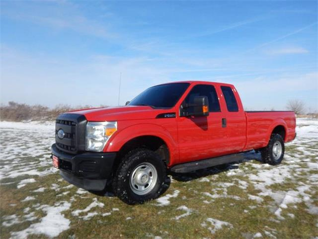 2011 Ford F250 (CC-1298484) for sale in Clarence, Iowa