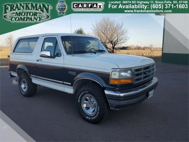 1993 Ford Bronco (CC-1298498) for sale in Sioux Falls, South Dakota