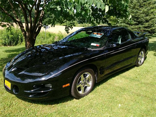 1999 Pontiac Firebird Trans Am (CC-1298510) for sale in Ontario, New York