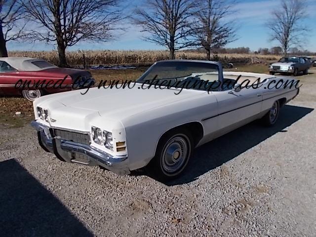 1972 Chevrolet Impala (CC-1298515) for sale in Creston, Ohio