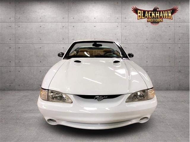 1998 Ford Mustang (CC-1298526) for sale in Gurnee, Illinois