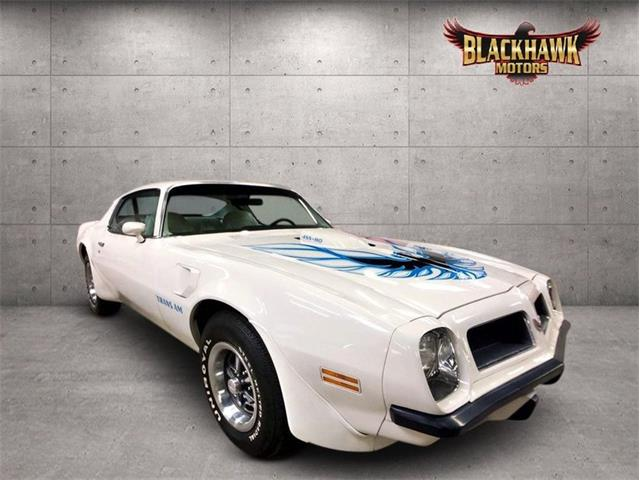 1974 Pontiac Firebird Trans Am (CC-1298534) for sale in Gurnee, Illinois