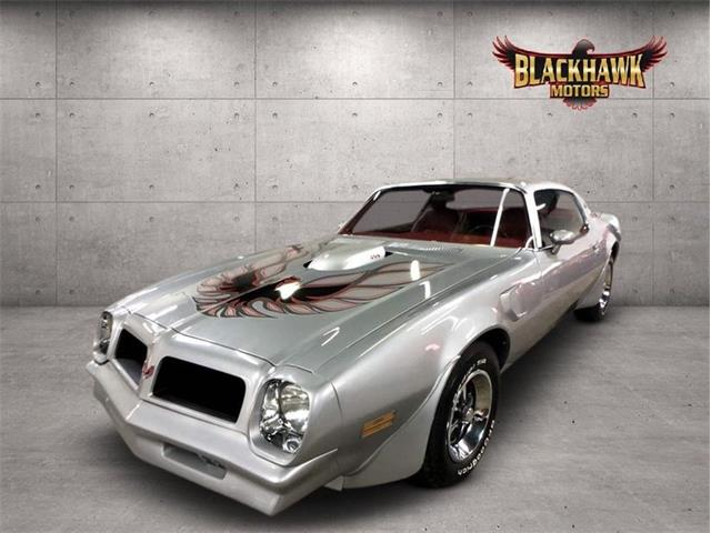 1976 Pontiac Firebird Trans Am (CC-1298535) for sale in Gurnee, Illinois