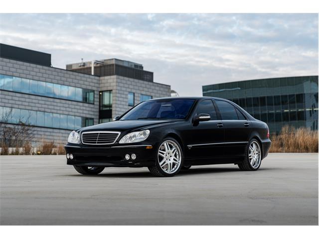 2004 Mercedes-Benz S600 (CC-1298536) for sale in Philadelphia, Pennsylvania