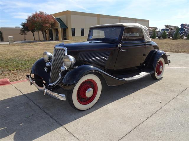 1934 Ford Model A (CC-1298557) for sale in DALLAS, Texas