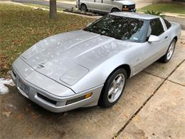 1996 Chevrolet Corvette (CC-1298563) for sale in Austin, Texas