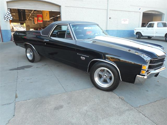 1971 Chevrolet El Camino SS (CC-1298573) for sale in Gilroy, California