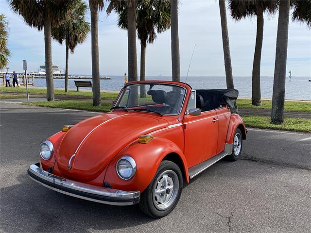 1979 Volkswagen Super Beetle (CC-1298576) for sale in Gulfport, Florida