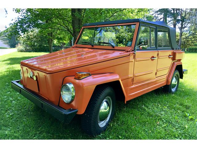 1974 Volkswagen Thing (CC-1298579) for sale in Scottsdale, Arizona
