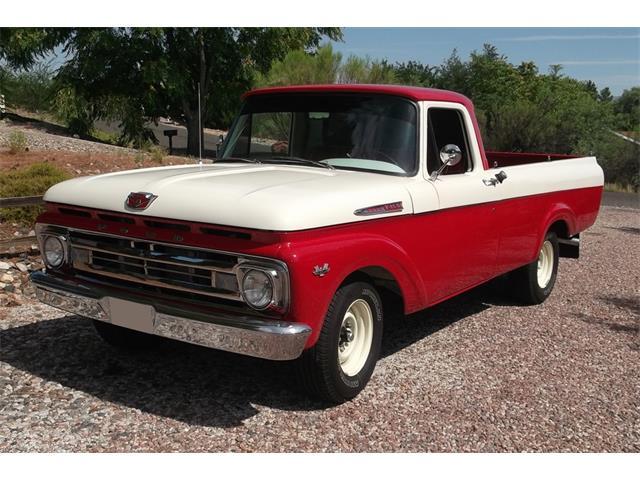 1962 Ford F100 (CC-1298580) for sale in Scottsdale, Arizona