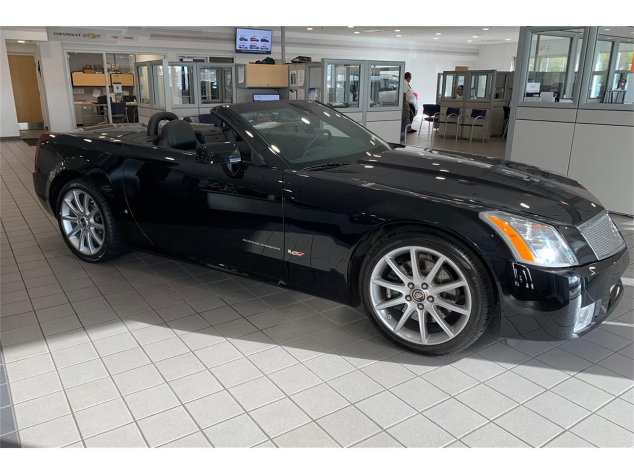 2007 Cadillac XLR-V (CC-1298609) for sale in Scottsdale, Arizona